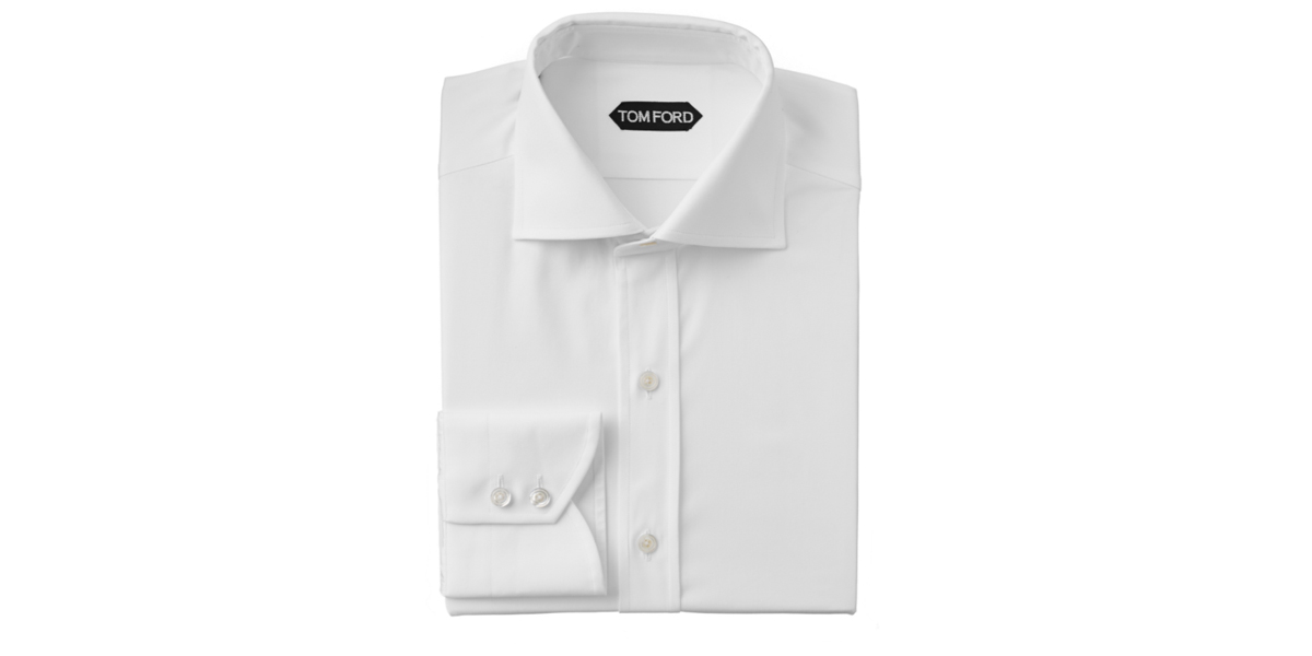 Tom Ford Slim Fit Dress Shirt