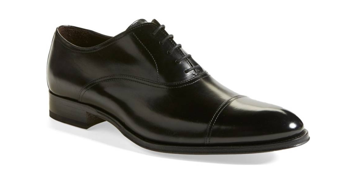 Brandon Cap Toe Oxford by To Boot New York