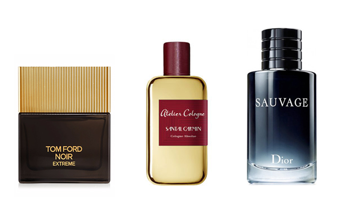 recommended colognes and fragrances