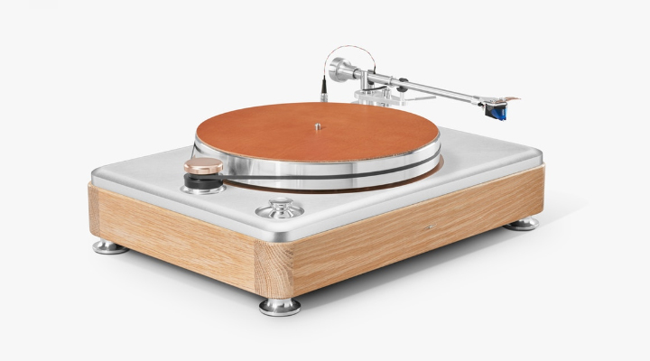 shinola turntable