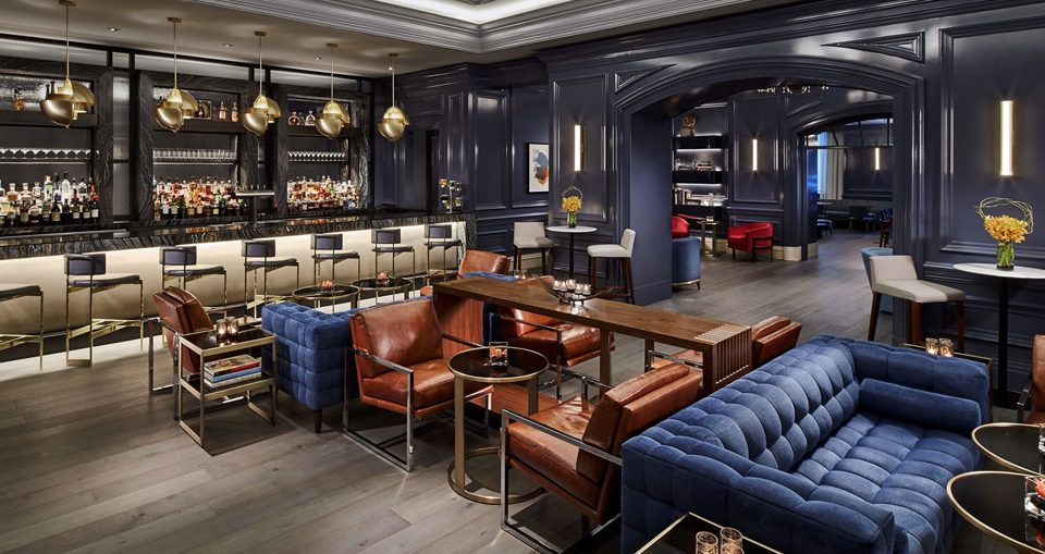 Quadrant bar ritz carlton